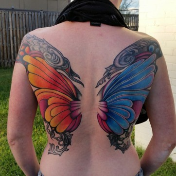 PL-Backpiece Wings
